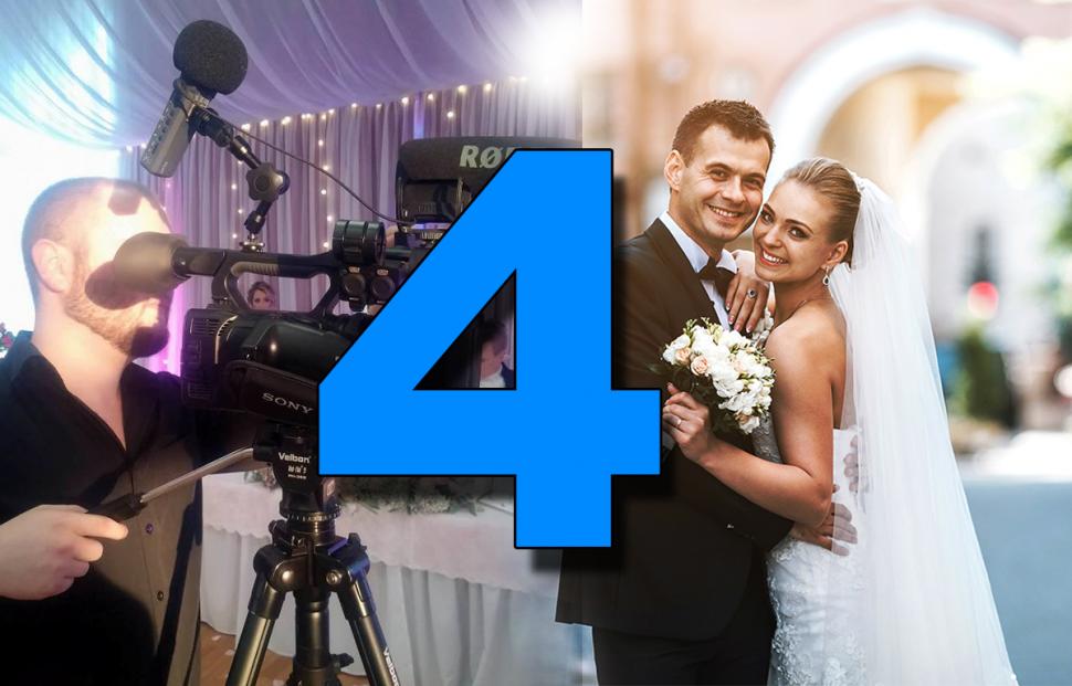 c96ab5dce 4 veci, ktoré by mal mať kvalitný svadobný kameraman