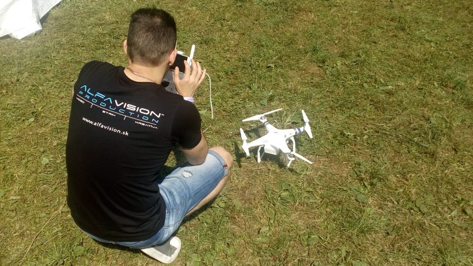 dron operator
