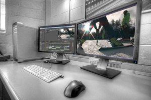 Monitory so softverom na strih