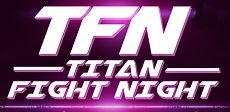 titan fight night logo